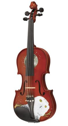 Wise Owl Violin Outfit Winter 2013 now at Musiciansfriend!  http://www.musiciansfriend.com/orchestral-strings/rozannas-violins-mystic-owl-series-violin-outfit