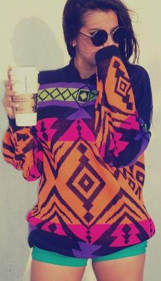 sweater fun!!