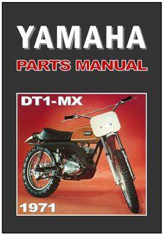 1971 yamaha 250 dt1 parts