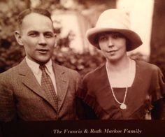 Col and Mrs. Francis Anthony Markoe