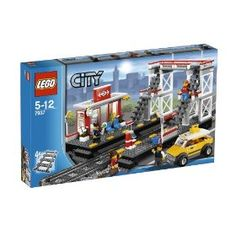 LEGO City Train Station 7937 #LEGO #SET7937 #7937 #LEGOTrain #CityTrainStation $38.96