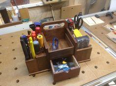 Tool insert for Dewalt tough box