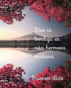 Wedding Tutorial and Ideas Good Morning Messages, Good Morning Greetings, Good Morning Quotes, Good Morning Beautiful Images, Morning Images, Good Morning In Spanish, Action Quotes, Spanish Greetings, Weekday Quotes