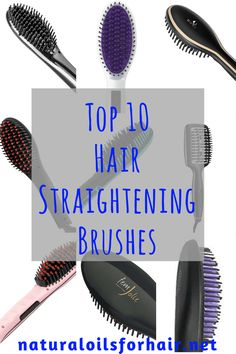 Do Hair Straightening Brushes Really Work Here S A Full Breakdown Of The Topic As Well