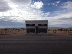 Marfa, TX in Texas