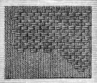 FIG. 226. MOSAIC STITCH.