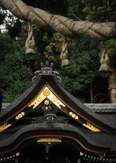 Nara sanctuary shrine, Japan