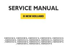 34 Best New Holland service manuals images in 2019 | Repair manuals New Holland Swather Ac Wiring Diagram on