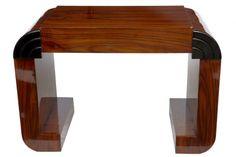 Photo of Vintage Desk Art Deco Writing Table Bureau Plat Furniture 1920s Furniture, Art Deco Furniture, Furniture Design, Vintage Table, Vintage Decor, Antique Decor, 1920s Home Decor, Muebles Art Deco, Art Deco Desk