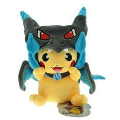 Pikachu 9 Inch Plush Doll