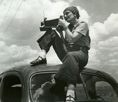 PBS Documentary Looks at the Life of Dorothea Lange - NYTimes.com