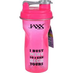 Fit And Fresh Shaker Cup - Be Inspired - Glitter Pink - 28 Oz - 1 Count