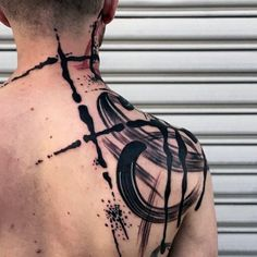 Discover originality and killer body art with the best unique tattoos for guys. Explore cool one of a kind ink pieces and distinctive design ideas. Unique Tattoos, Cool Tattoos, Tatoos, Men Tattoos, Tattoo Hals, I Tattoo, Tattoo Neck, Back Tats, Trash Polka Tattoo