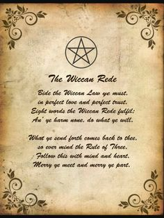 Book of Shadows: The Wiccan Rede Witch Spell Book, Witchcraft Spell Books, Magick Spells, Magick Book, Demon Spells, Witchcraft Herbs, Wiccan Books, Real Spells, Hoodoo Spells