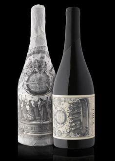 Stunning wine packaging   Murray Mitchell