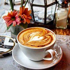 G O O D • M O R N I N G I Love Coffee, My Coffee, Coffee Drinks, Morning Coffee, Coffee Shop, Coffee Club, Coffee Art, Winter Coffee, Breakfast Tea