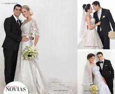 NOVIOS Y NOVIAS - Juana Cavanagh y Rafael Roca - Luciana Bascopé y Roger Roig  - Mariana Llapiz y Oscar Álvarez FOTOS Jhon Orellana