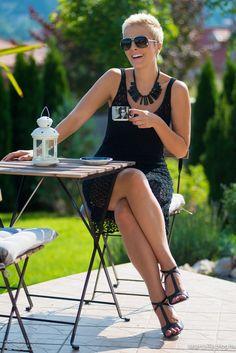 #littlebalckdress #summerison #nature #coffe