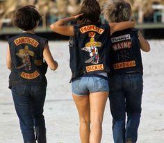 The Bandidos Devise : « Nous sommes ceux contre lesquels vos parents vous mettaient en garde. » Acti... - Vanity Fair