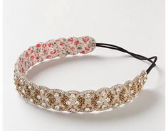 Lacey headband