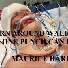 "Check out my new single ""Turn Around Walk Way, One Punch Can Kill."" distributed by DistroKid and live on Tidal!"