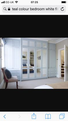Fitted Wardrobes, Garage Doors, Outdoor Decor, Home Decor, Built In Robes, Decoration Home, Room Decor, Build In Cupboards, Home Interior Design