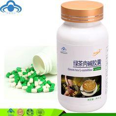 $11.09 (Buy here: https://alitems.com/g/1e8d114494ebda23ff8b16525dc3e8/?i=5&ulp=https%3A%2F%2Fwww.aliexpress.com%2Fitem%2F1-Bottle-lot-Green-Tea-L-carnitine-Capsules-Diet-Pills-Free-shipping%2F32722391932.html ) 1 Bottle/lot Green Tea L-carnitine Capsules Diet Pills Free shipping for just $11.09