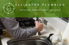 Experienced and knowledgeable plumbing company striving to bring the trust back to households other companies have lost. #Efficient #Professional #Reliable #Plumber #AlligatorPlumbing #Service #Repairs #BayArea #CastroValley