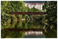 Gallery - Pedestrian Bridge in Aranzadi Park / Peralta Ayesa Arquitectos + Opera ingeniería - 10