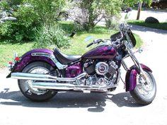 purple Custom Paint