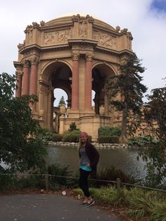 The Palace of Fine Arts - San Francisco