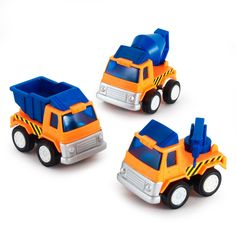 1.99-9.99................Construction Vehicles Assorted (1) from BirthdayExpress.com