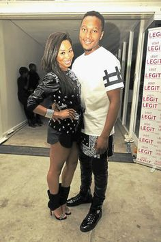 SA Celeb Couples