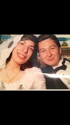 Mom and Dads Wedding