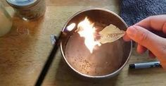 Podpal liść laurowy w domu i zostaw na 10 minut. Ciężko uwierzyć w ten efekt!