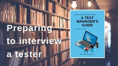 The Test Manager should know how to interview a tester. This software testing article tells you what I usually prepare before the tester interview. Testing Techniques, Color Race, Test Plan, Technical Documentation, Software Testing, Positive And Negative, Interview Questions, Management, Told You So
