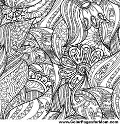 leaves coloring page 50