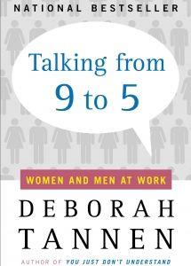 Critical Reading Of Deborah Tannens Marked Women Case Study Solution & Analysis