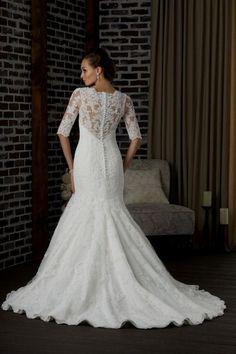 bb4513db008 curvy mermaid wedding dresses with sleeves naf dresses  WeddingDresses   ForCurvyWomenWithSleeves Mermaid Wedding Dress With