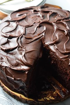 Decadent Chocolate Cake, Chocolate Fudge Cake, Chocolate Sweets, Chocolate Heaven, Matilda Cake Recipe, Matilda Chocolate Cake, Cola Cake, Cake Recipes From Scratch, Classic Cake