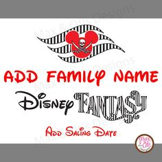 New in our shop!  Disney Fantasy Cr....  Check it out here http://maxandotisdesigns.com/products/disney-fantasy-cruise-printable-door-sign-editable-pdf?utm_campaign=social_autopilot&utm_source=pin&utm_medium=pin