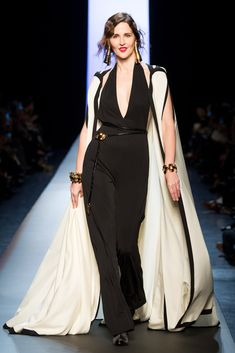 Jean Paul Gaultier Spring 2015 Couture, Runway, Fashion Week, Fashion Shows, Reviews and Fashion Images Haute Couture Details, fashion design, best haute coture