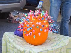 IDEAS UNLIMITED: TRUNK OR TREAT DECORATING IDEAS