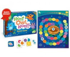 Co-operative games for kids -- where nobody wins or loses but everyone plays for a common goal. Game changer.