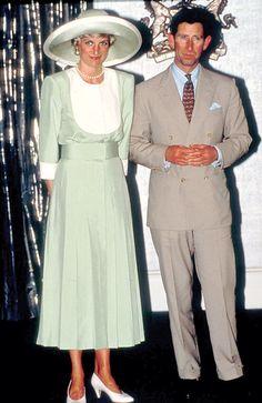 Los divorcios en la familia real británica