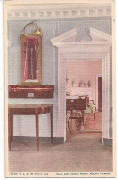 Music Room Mt Vernon Virginia