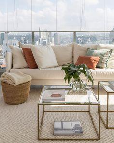 Outdoor Sofa, Outdoor Furniture Sets, Outdoor Decor, Sweet Home, Sliding Doors, Decoration, Interior Design, Instagram, Table