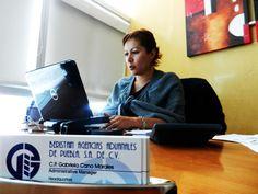 Gabriela Cano. Administrative Manager  gabriela.cano@beristain.com