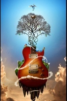 Gibson Les Paul Guitar Tree