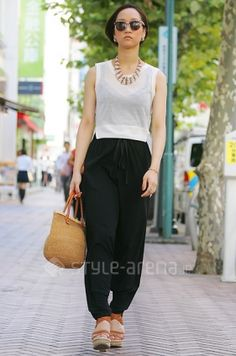 Yumi's STYLE -TOKYO STREET STYLE   スタイルアリーナ style-arena.jp